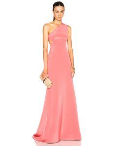 Kaufmanfranco | Crepe Gown