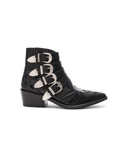 Toga Pulla | Leather Booties