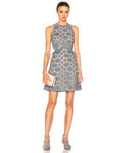 Self-Portrait | Cutwork Star Mini Dress