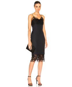 Victoria Beckham | Pin Tailoring Lace Dress
