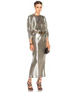 Alessandra Rich | Lame Dress