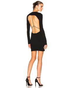 Esteban Cortazar | Capri Knit Open Back Dress