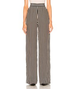 Etro | High Waisted Stripe Trousers