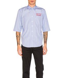 Martine Rose | Short Sleeve Shirt