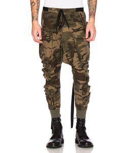 Unravel | Parachute Cargo Pants