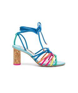 Sophia Webster | Leather Copacabana Mid Sandals