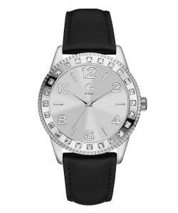 GByGUESS | Tone Crystal Bezel Watch