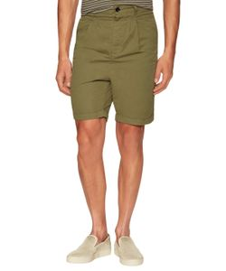 Cwst | Hoover Pleated Shorts