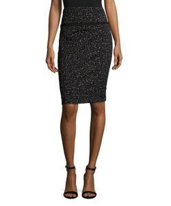 Narciso Rodriguez | Cotton Jacquard Pencil Skirt