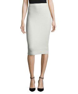 Jonathan Simkhai | Tread Eyelet Midi Skirt