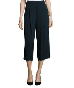 Theory | Zavabell Silk Geogette Crop Pant