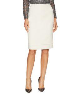 Carolina Herrera   Virgin Wool Skirt