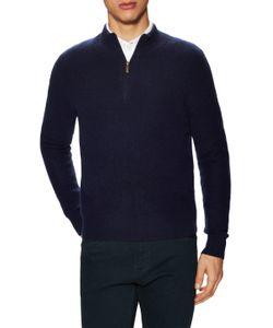 Brooks Brothers | Pique Zip Sweater