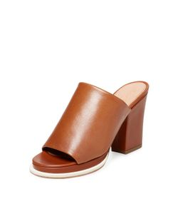 Robert Clergerie | Astro Leather Mule