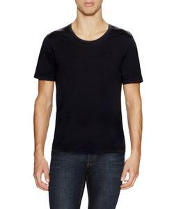 Blk Dnm | Cotton Crewneck T-Shirt