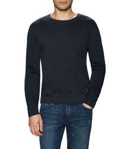 Blk Dnm | Solid Crewneck Sweatshirt