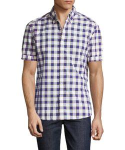 Michael Bastian | Short Sleeve Button-Down Sportshirt