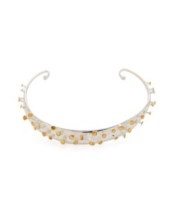 Tom Binns | Two Tone Multi-Nail Station Necklace