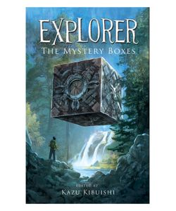 Abrams | Explorer The Mystery Boxes