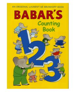 Abrams | Babars Counting Book Revised