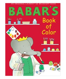 Abrams | Babars Book Of Color