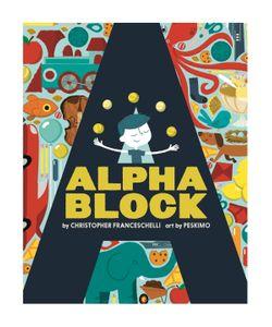 Abrams | Alphablock