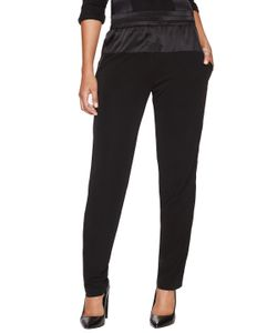 Ohne Titel | Slouch Contrast Easy Pant