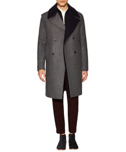 General Idea | 3-In-1 Wool Double Breasted Coat