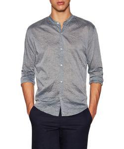 Cwst | Solid Mandarin Collar Sportshirt