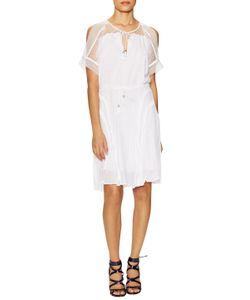 Ohne Titel | Silk Pleated Dress