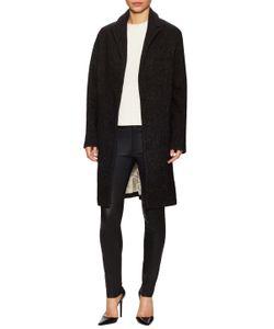 Zadig & Voltaire   Mikado Chine Coat Oversize