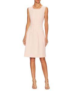 Oscar de la Renta | Wool Sleeveless Dress
