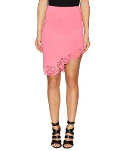 Clover Canyon | Laser Cut Asymmetrical Skirt