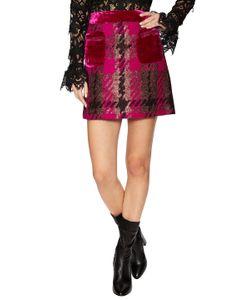 Anna Sui | Jacquard A Line Skirt
