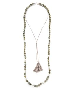 Chanluu | Agate Station Necklace