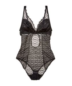 MIMI HOLLIDAY | Bisou Bisou Plum Non-Underwi Bodysuit