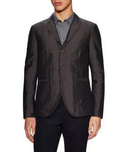 John Varvatos Collection   Striped Structu Sportcoat