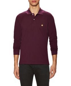 Brooks Brothers | Knit Spread Collar Polo Shirt