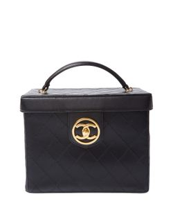 Chanel | Vintage Quilted Calfskin Vanity