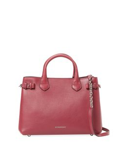 Burberry London | Banner Medium Leather Tote