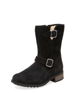 UGG Australia | Chaney Suede Shearling Bootie