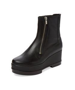 Robert Clergerie | Yensio Platform Leather Boot