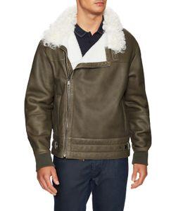 Yves Salomon | Fur Collar Jacket