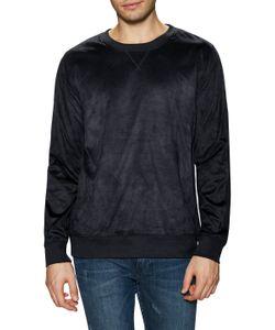 Blk Dnm | Ribbed Sweatshirt