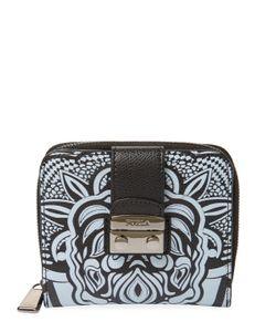 Furla | Metropolis Tattoo Small Zip Wallet