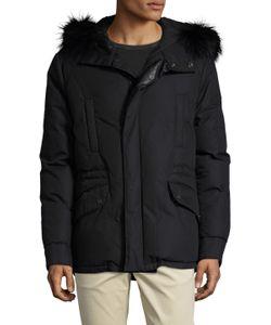 Yves Salomon | Hooded Puffer Jacket