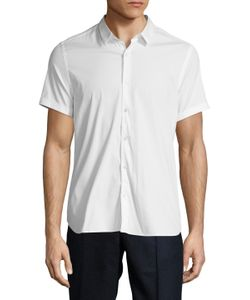 The Kooples | Cotton Spread Collar Sportshirt