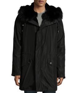 Yves Salomon | Parka 90cm Jacket