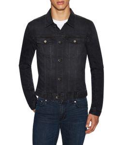 Blk Dnm | Faded Denim Jacket