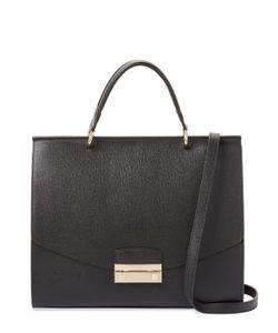 Furla | Julia Medium Leather Top Handle Satchel